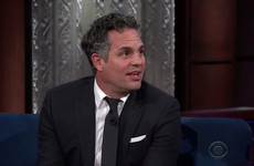 Mark Ruffalo told the great story of how he ended up livestreaming the new Thor movie to millions... it's the Dredge
