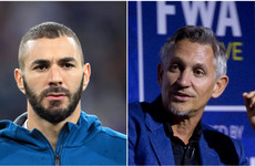 Lineker and Benzema trade barbs as Madrid striker accuses presenter of 'spreading hatred'