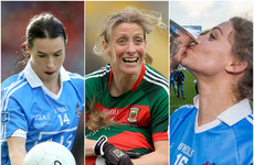 Dublin duo Aherne and Healy join Cora on shortlist for Player of the Year award