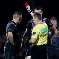 One-week red card ban leaves Conway available for Ireland duty