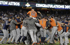 George Springer the star as Astros beat Dodgers and claim first World Series win