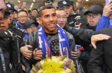 Carlos Tevez sheds bulk in bid to win over his critics in China