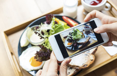 Poll: Do you take photographs of your food when you're eating out?