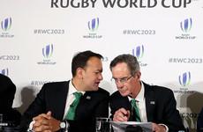 IRFU reiterates Taoiseach's defiant message - the Ireland 2023 bid is still alive