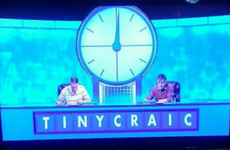 7 times a little bit of Ireland popped up on Countdown