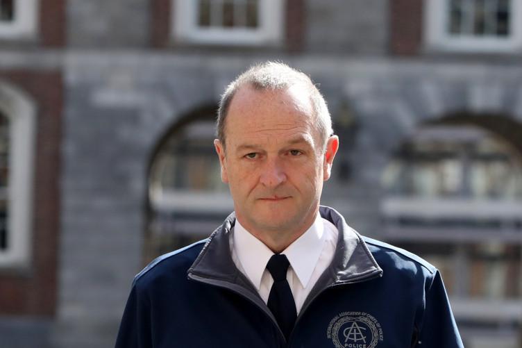 Superintendent Noel Cunningham