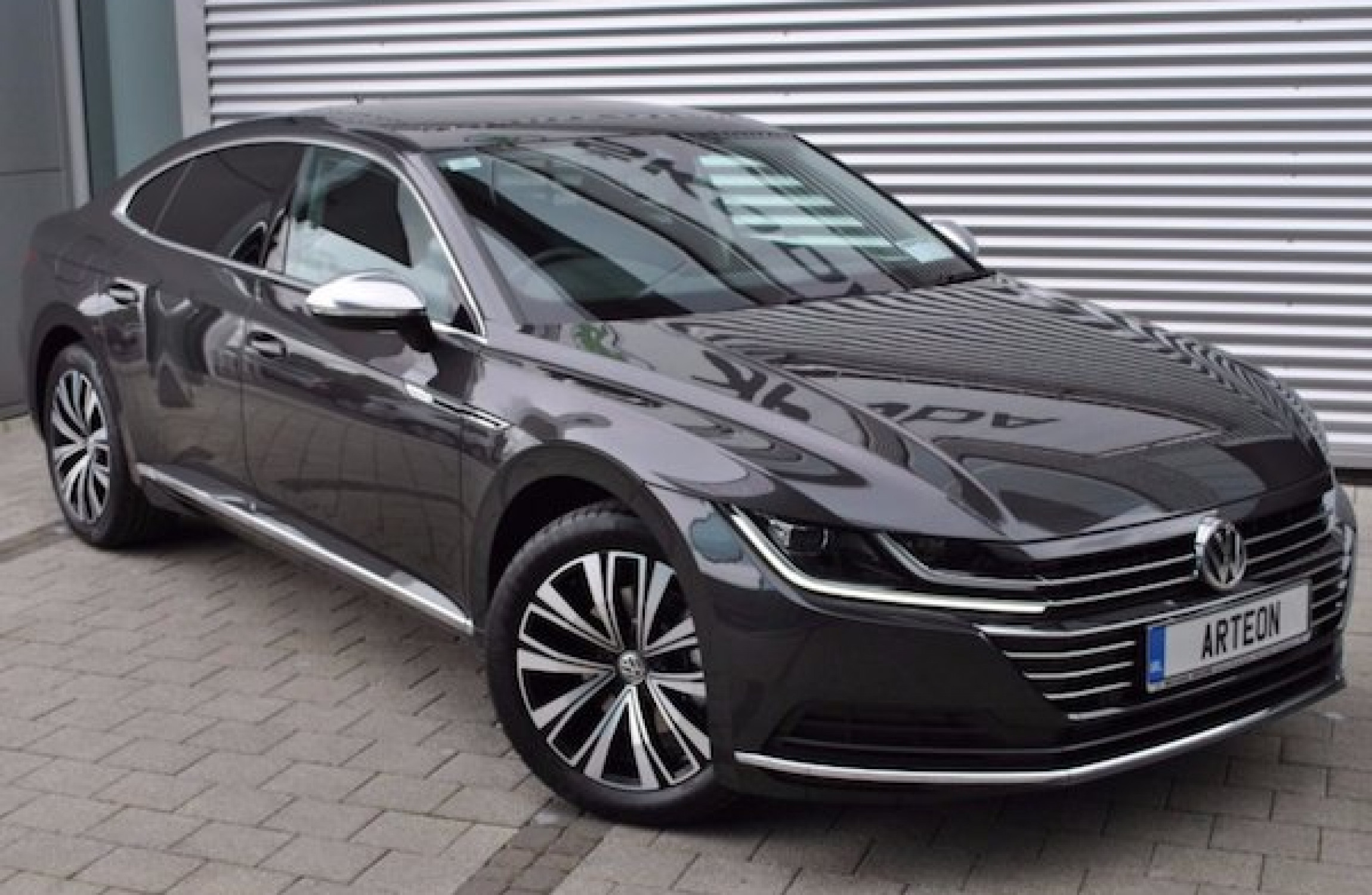 Motor Envy: The new Volkswagen Arteon scores big in the style stakes