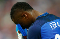 Marseille open investigation after Evra kicks supporter in the head