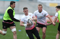 Landmark occasion for Gilroy as Kiss names strong Ulster backline for Kings test