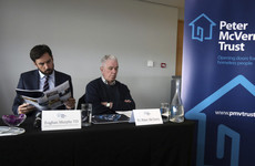 'Like you're running up an escalator that is going in the wrong direction': Peter McVerry says homelessness keeps getting worse