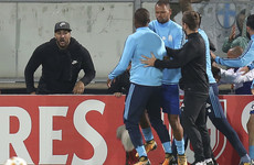 Marseille suspend Patrice Evra after Thursday's bizarre kung-fu attack on fan