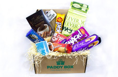 A jam-packed Irish treat box that you can ship to emigrants around the world has just launched