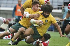 Australia hit over 60 points against hapless Japan in nine-try rout