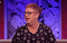 Jo Brand perfectly responded to an all-male Have I Got News For You panel talking about sexual harassment