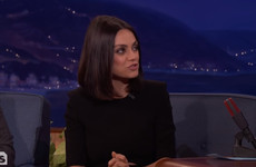 Mila Kunis revealed how she has been secretly trolling Mike Pence over his abortion views