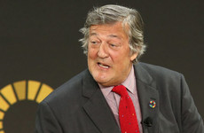 Stephen Fry says he was 'enchanted' to be caught up in blasphemy row