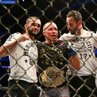 Whittaker, not Woodley, next up for two-division champion GSP