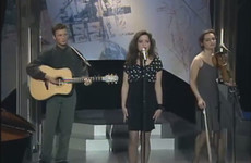 RTÉ shared the very first TV appearance of The Corrs, broadcast 26 years ago this weekend