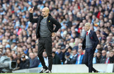 Guardiola refusing to compare City to Barcelona and Bayern