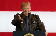 Trump says he's open to meeting Kim Jong-un