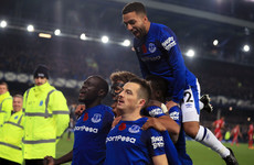 Everton produce remarkable comeback to hand David Unsworth first win as manager