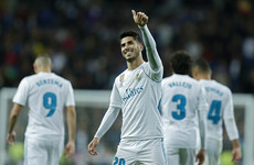 Marco Asensio stunner sees Madrid roll over Las Palmas to calm crisis talk