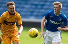 Rangers and Scotland striker handed Ireland U18 call-up