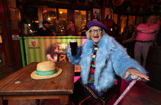 "Insta-gran Baddie Winkle visited Dublin to ""sing, dance and drink"" as part of her bucket list"