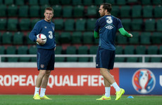 McCarthy and Keogh ruled out as O'Neill cuts his World Cup play-off squad