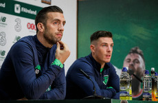 Ireland's centre-backs face Denmark on the back of contrasting fortunes at club level