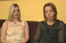 Sisters abused by father: 'I didn't deserve this, my innocence to be taken away from me'