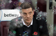 'I was confident I could close the gap between expectation and reality': Bilic bids farewell to fans