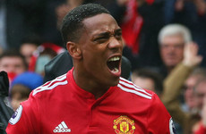 'Even if you don't see me smile, I'm still happy': Martial strife behind him but he wants more starts