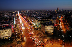 Funfair operators block Paris roads over plans to end 'tacky' Champs Elysées Christmas market