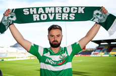 Greg Bolger has joined Shamrock Rovers after announcing his Cork City departure earlier today