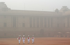 Public health emergency declared as smog blankets Delhi