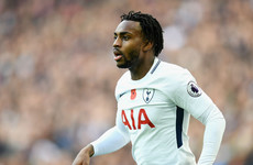 Danny Rose sought out psychologist after finding himself 'jealous and angry' watching Spurs