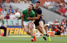As it happened: Ireland v Australia, International Rules Series First Test