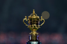 Despite having the third-best bid, the government isn't giving up on the Rugby World Cup