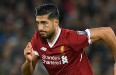 January transfer boost for Liverpool as Juventus rule out Emre Can raid