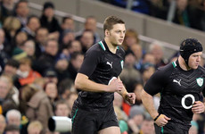 Five years on from 'bizarre' debut feeling, Henderson primed to peak for Ireland