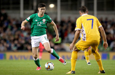 Flying at club level, Ireland winger sets sights on World Cup finals and Premier League promotion