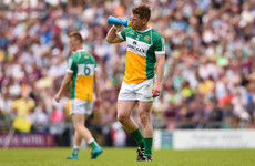 One of Offaly's longest serving players has retired from inter-county football