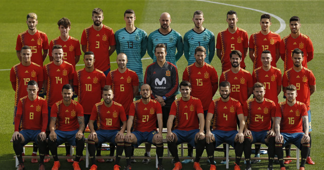 Spain's World Cup 2018 jersey is creating controversy and here's why