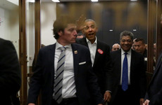 Barack Obama turned up for jury duty in Chicago but wasn't selected