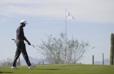 On the fringe: Scrutiny on Woods shifts from swing to putting