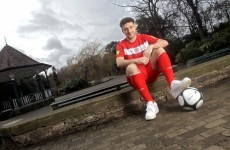 Interview: A quick Q&A session with Sligo Rovers striker Mark Quigley