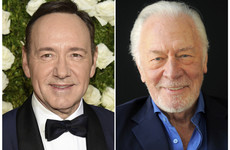 Kevin Spacey is being replaced in a completed film that's due for release next month