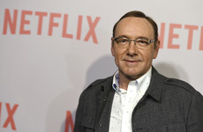 Kevin Spacey has been cut from a major role in a movie set to release next month... it's The Dredge