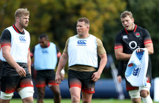 Farrell and Itoje rested as Hartley captains England for visit of Argentina
